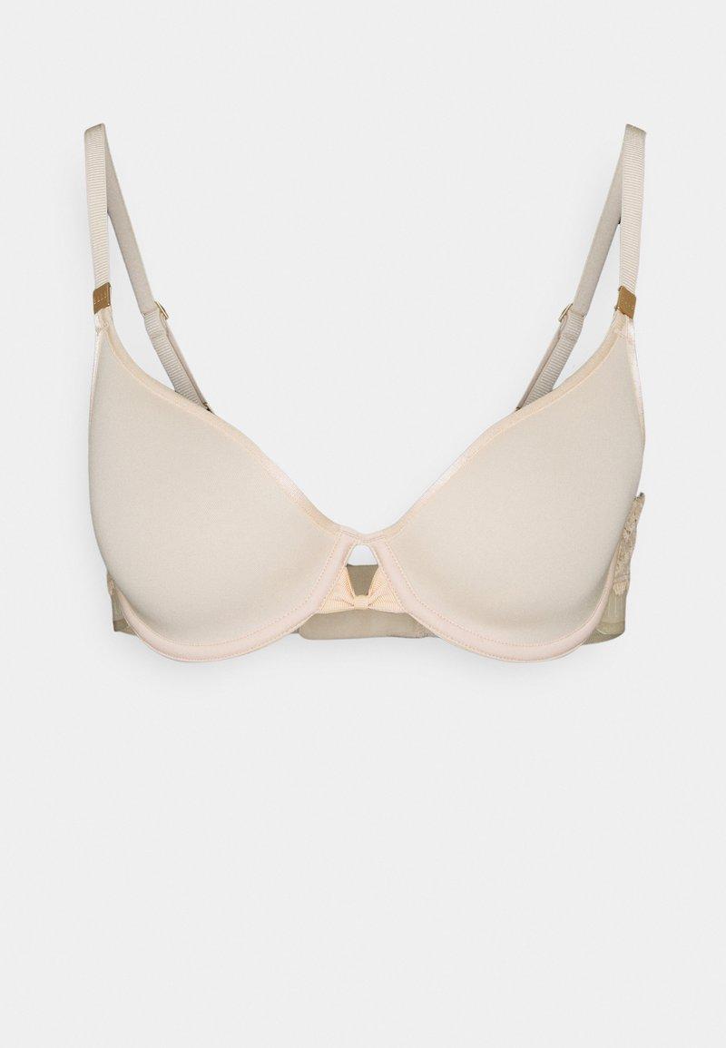 ELLE - SPACER BRA - Underwired bra - nude