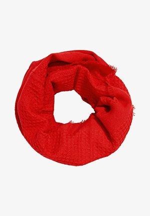 Schlauchschal - red