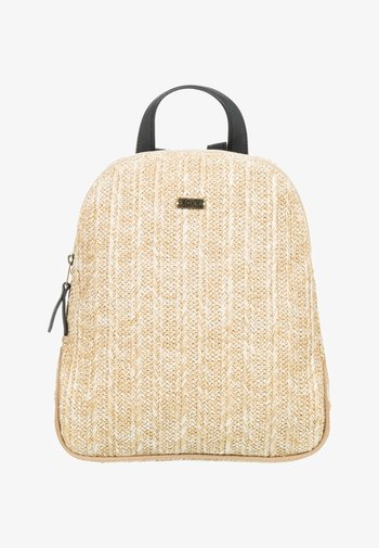 HERE COMES THE SUN - Rucksack - natural