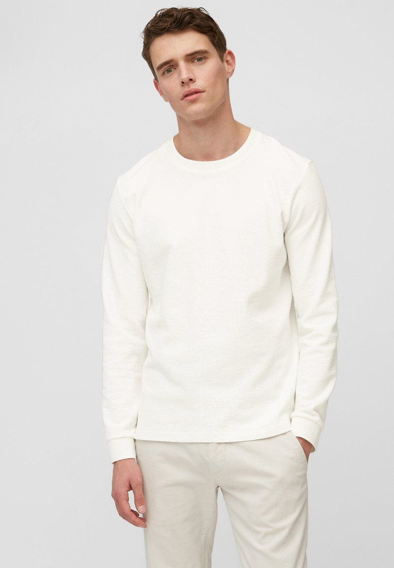 Marc O'Polo - Long sleeved top - egg white