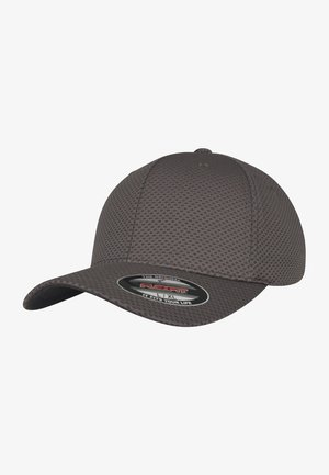 FLEXFIT 3D HEXAGON - Cap - darkgrey