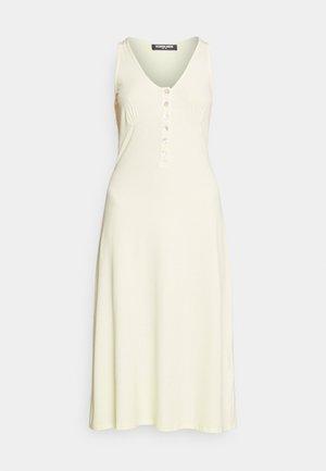 SAMBA DRESS - Denní šaty - yellow