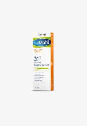 SPF30 SENS GEL-FLUID GESICHT - Sun protection - -