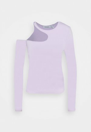 AMBRIA LONG SLEEVE - Long sleeved top - lilac