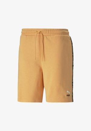 ELEVATE - Sports shorts - peach cobbler