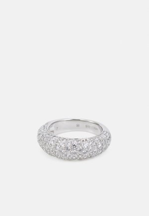 BRILLIANCE - Ring - silver-coloured