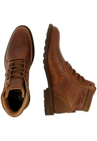 Gaastra - Lace-up ankle boots - cognac - 1
