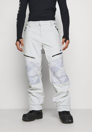 STRETCHY PANT - Zimní kalhoty - lunar rock