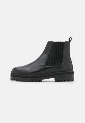 VEGA CHELSEA BOOT - Classic ankle boots - black