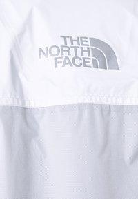 The North Face - STEEP TECH LIGHT RAIN JACKET - Regnjacka - white - 5