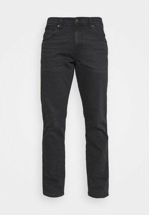 TEXAS - Jeans straight leg - black crow