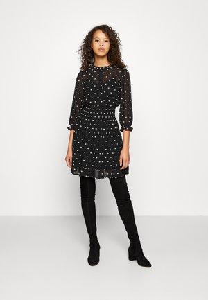 RYTHONOEUD - Košilové šaty - noir