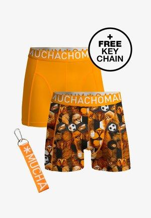 Onderbroeken - print/orange