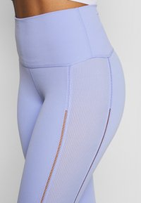Nike Performance - YOGA LUXE 7/8 - Legging - light thistle/sapphire - 5