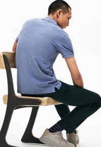 Lacoste - Polo shirt - bleu chine - 4