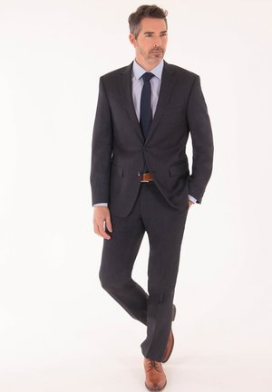 MIX & MATCH  - Suit trousers - weiãŸ