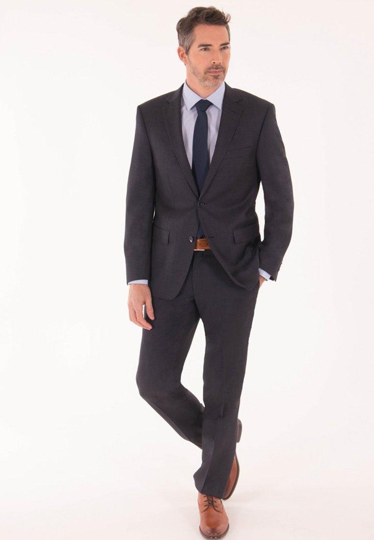 Daniel Hechter - MIX & MATCH  - Suit trousers - weiãŸ