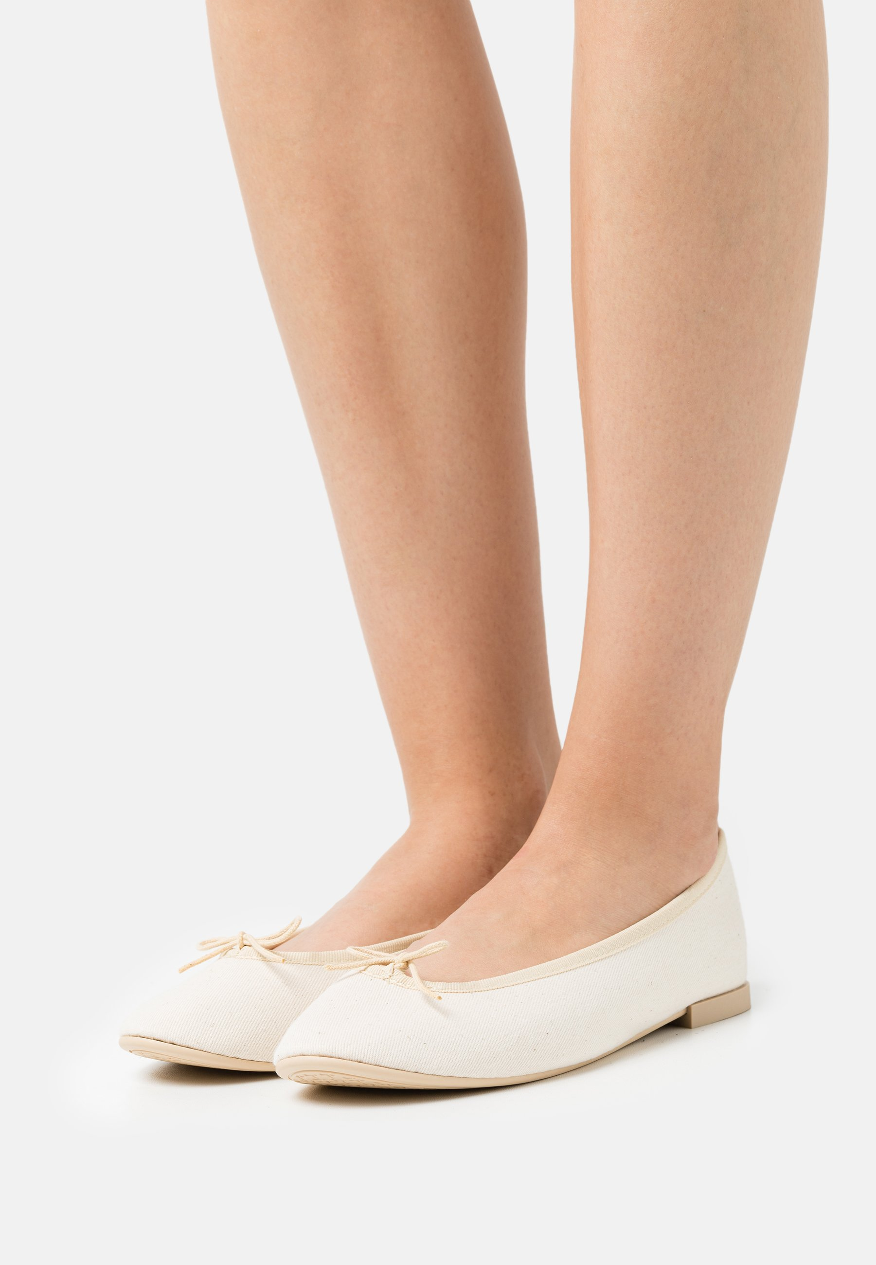 Women LILI VEGAN - Ballet pumps - beige