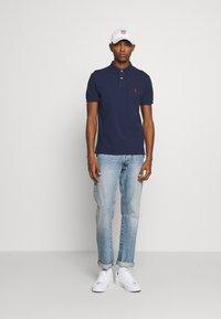 Polo Ralph Lauren - BASIC - Polo shirt - newport navy - 1