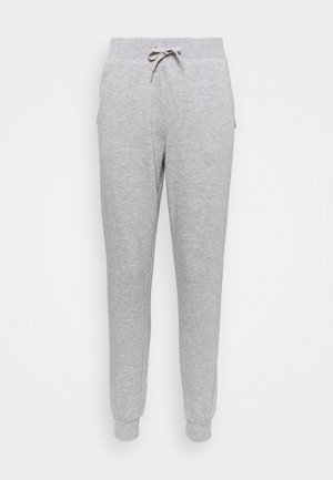 SLIM LEG JOGGER - Tracksuit bottoms - mid grey