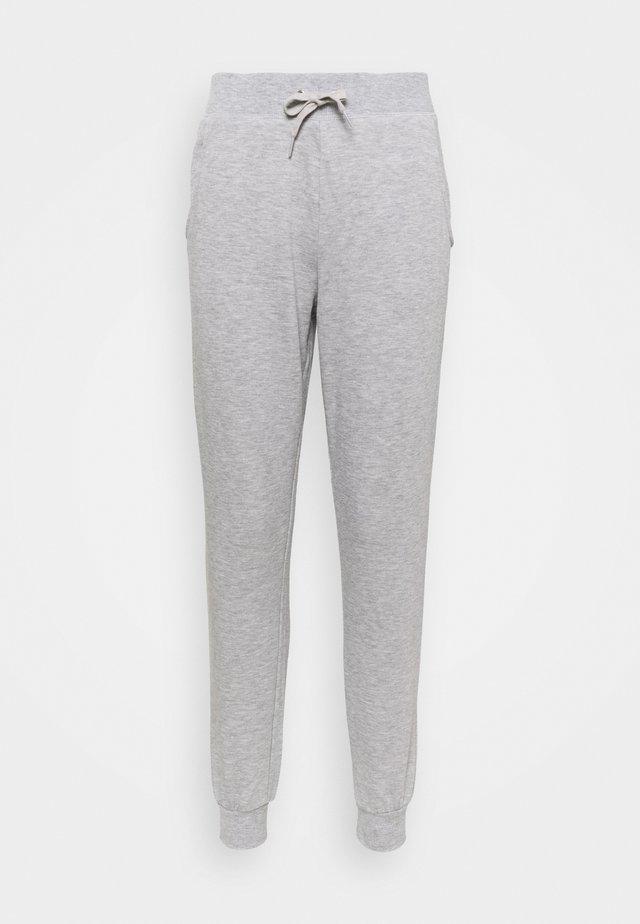 SLIM LEG JOGGER - Pantalones deportivos - mid grey