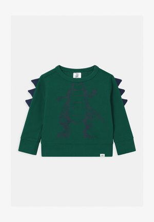TODDLER BOY 3D TROMP CREW - Sweatshirt - balsam tree