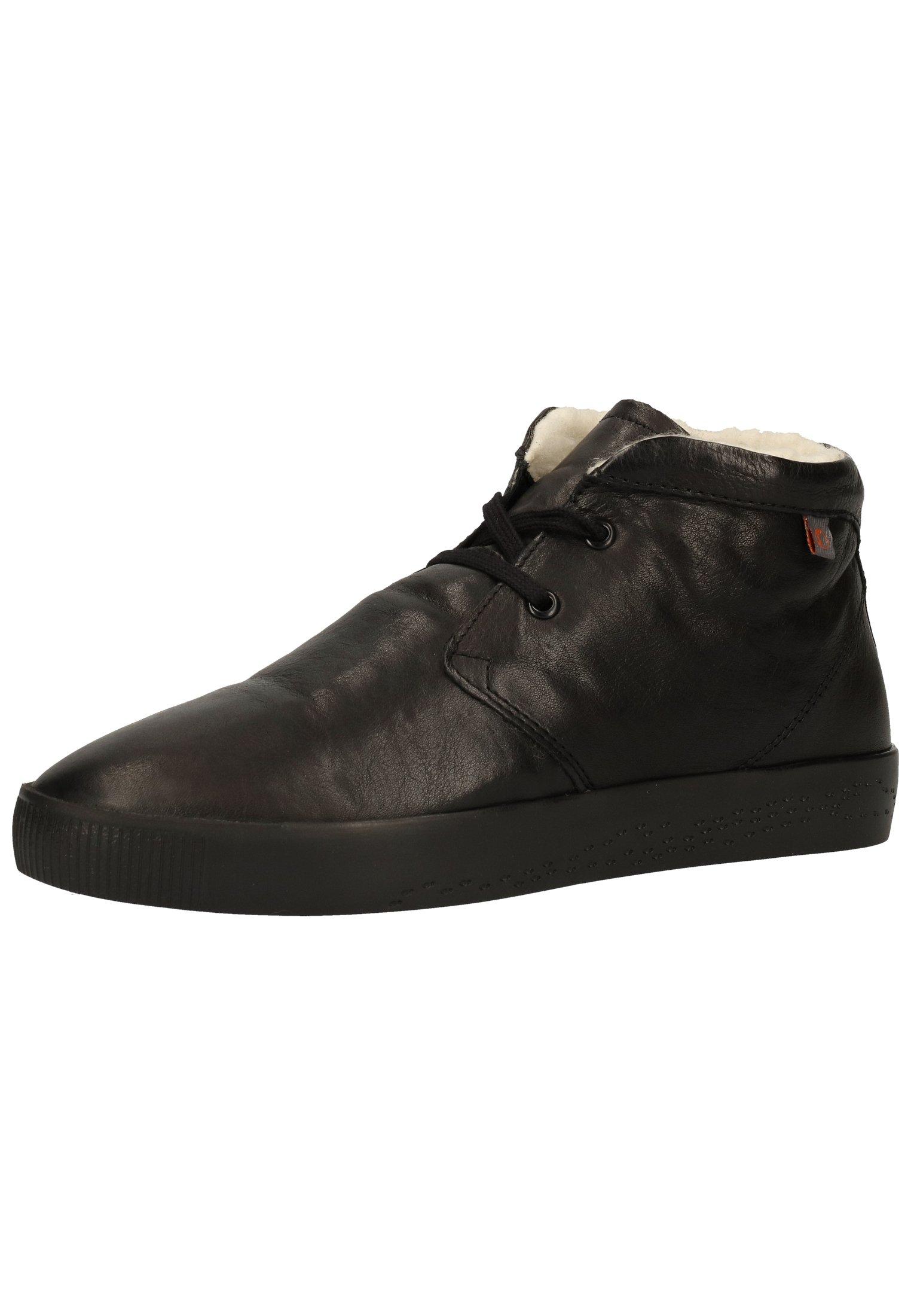 Softinos Plateaustiefelette black/schwarz