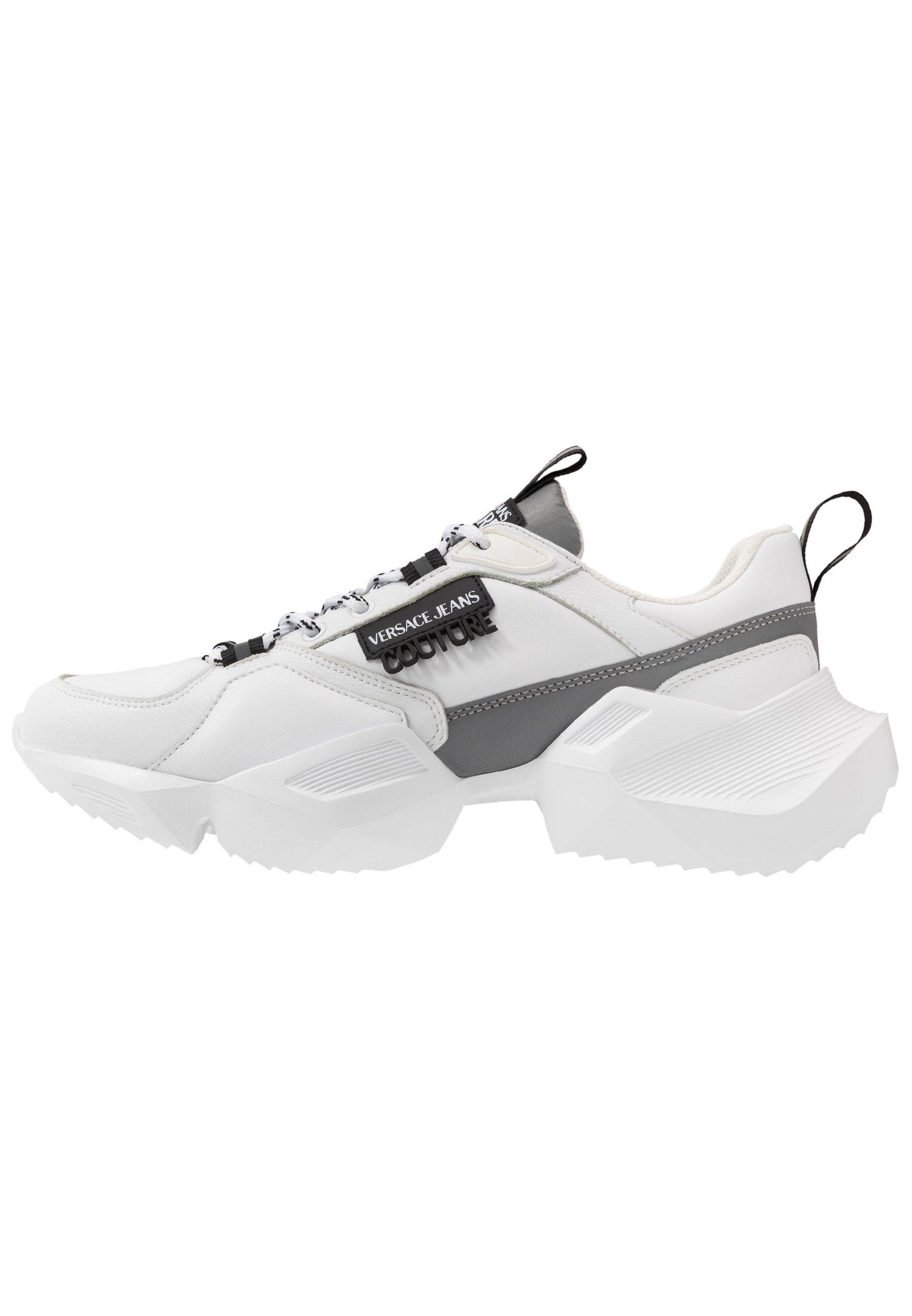 Sneaker low bianco ottico