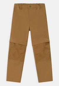 Finkid - URAKKA MOVE 2-IN-1 UNISEX - Outdoor trousers - cinnamon - 0