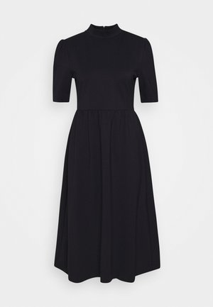 INES - Jersey dress - dark blue