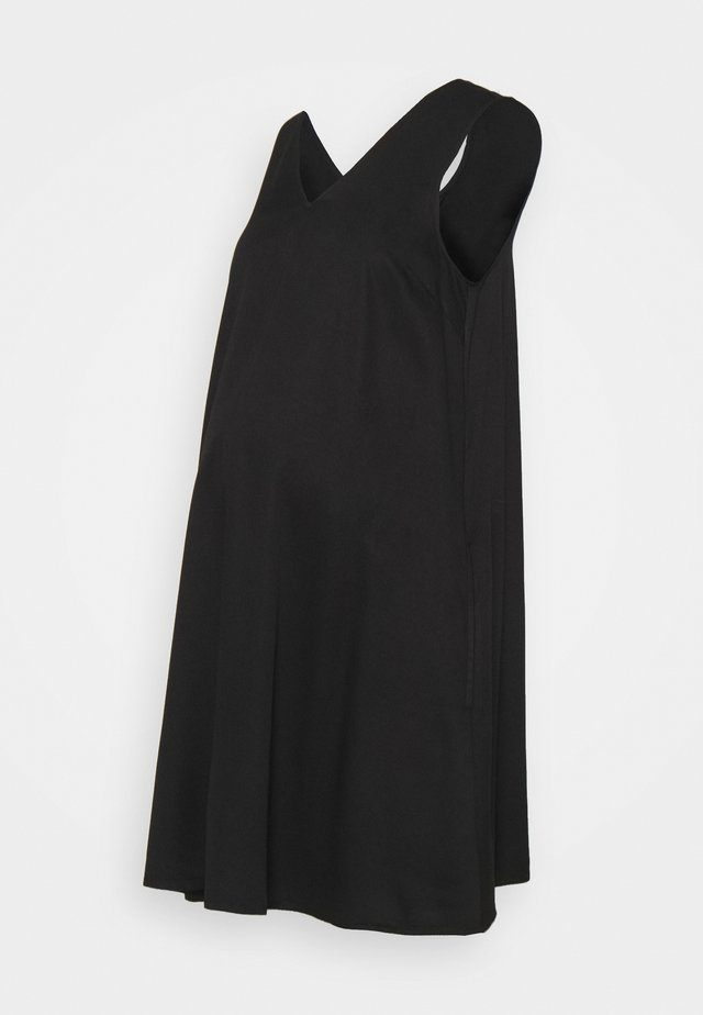 PCMTATYANA DRESS  - Robe d'été - black