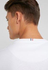 Les Deux - LENS - T-shirts - white/black - 3