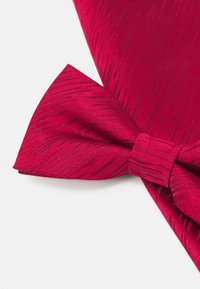 Only & Sons - ONSTANNER BOW TIE BOX SET - Pocket square - merlot - 5