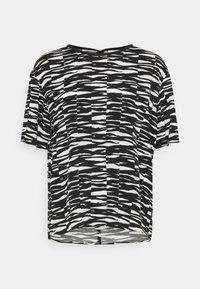 Calvin Klein - Blouse - black/ecru - 0