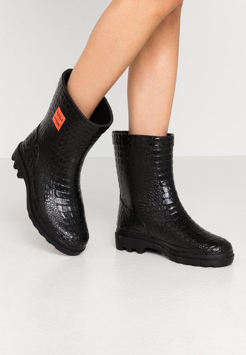 Aigle - KOCHE BOOT - Gummistøvler - noir