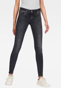 G-Star - LYNN - Jeans Skinny Fit - dusty grey - 0