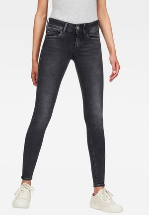 LYNN - Jeans Skinny - dusty grey