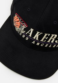 Mitchell & Ness - LA LAKERS VINTAGE HOOP - Casquette - black - 4