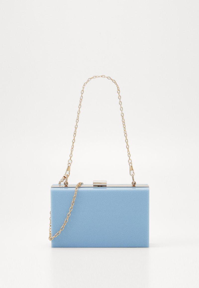Vero Moda - VMVERA CROSS OVER BAG - Sac bandoulière - placid blue
