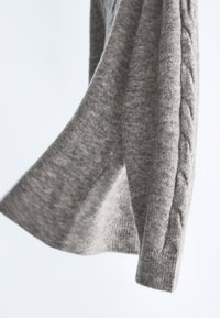 Massimo Dutti - Jumper - light grey