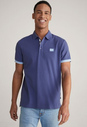 AIOLOS - Polo shirt - blau