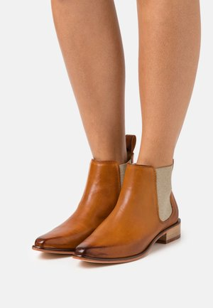 MARLIN 4 - Ankle boots - imola/camel/rich tan/natural