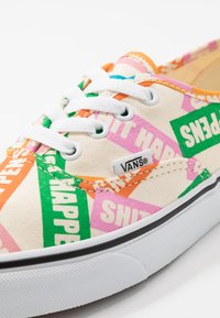 Vans - AUTHENTIC - Trainers - multicolor/true white - 6