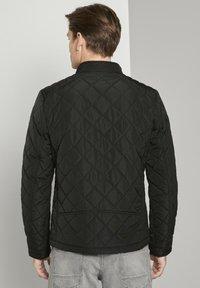 TOM TAILOR - Light jacket - black - 2