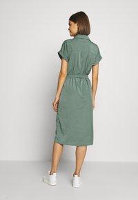 ONLY - ONLHANNOVER SHIRT DRESS - Shirt dress - laurel wreath - 2