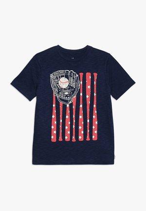 BOYS TEE - Print T-shirt - elysian blue