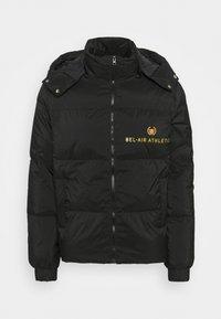 ACADEMY PUFFER UNISEX - Winter jacket - vintage black