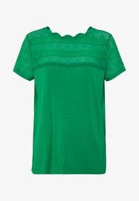 NAF NAF - OLILA - T-shirt imprimé - vert rio - 4