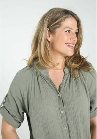 Paprika - Shirt dress - khaki - 3