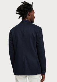 Scotch & Soda - Blazer jacket - navy - 2